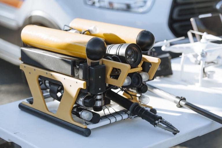 Underwater Remote Sensor Platform (ROV) - Consortiq