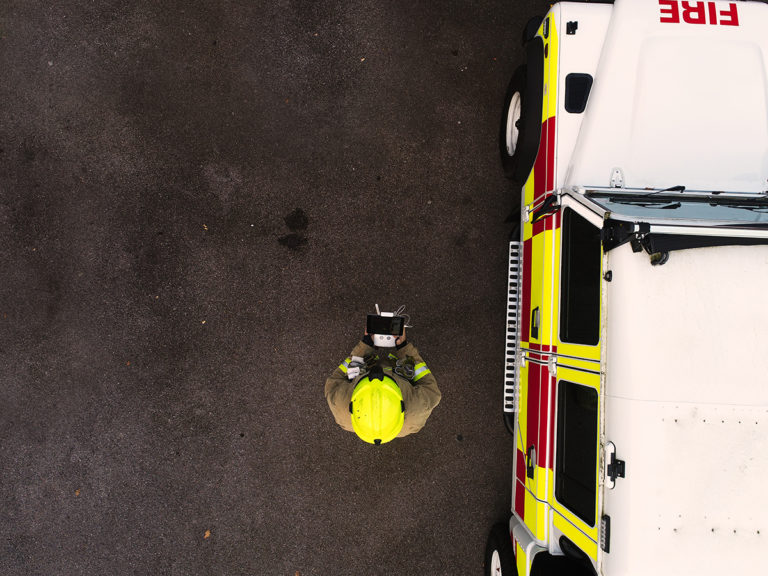 First Responders UAS - Drone Solutions