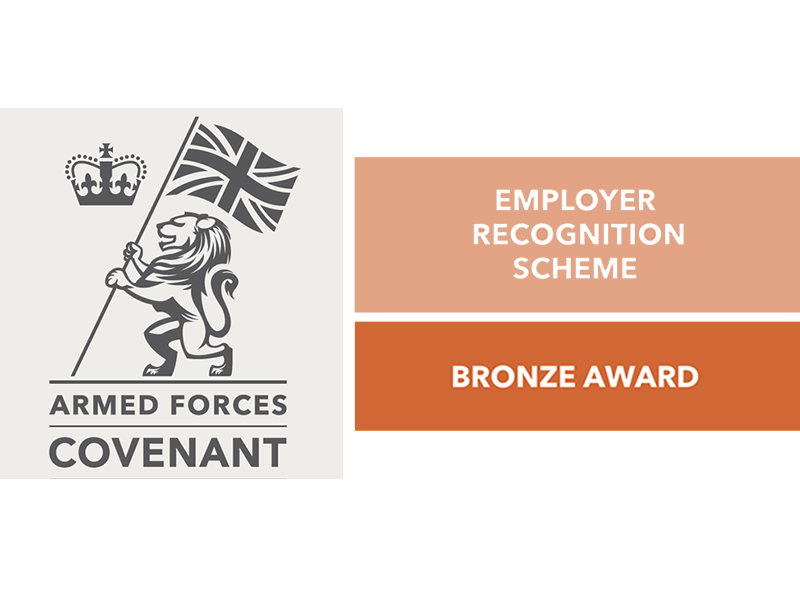 SRC Armed Forces Covenant Award - Consortiq
