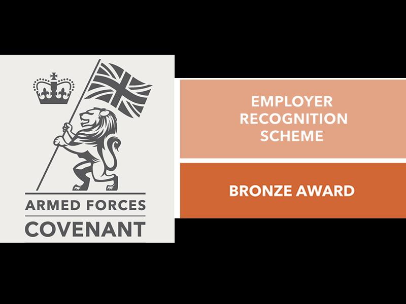SRC Armed Forces Covenant Award - Consortiq