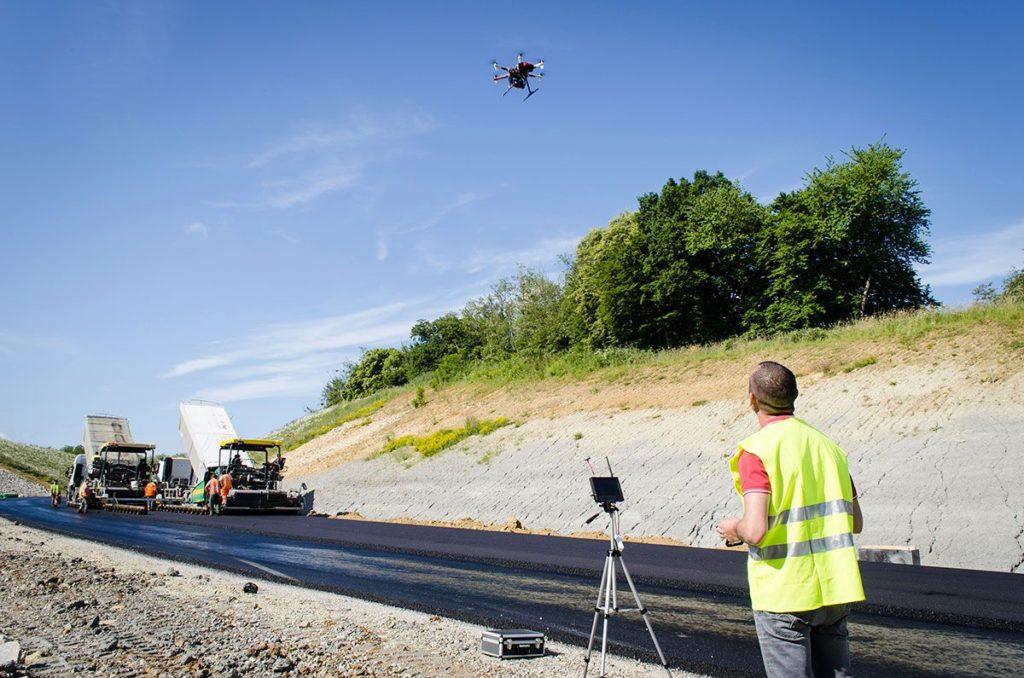 UAV Drone Engineering Course - Drone Solutions - Construction -Consortiq