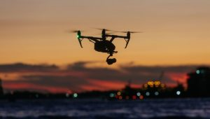UAS night flying - drones at night - faa daytime waiver