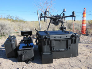Drone set up with Consortiq - Drone as a Service or in-house UAV program: Which is best? - Drone Training in Annapolis