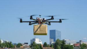 Drone delivery - Consortiq