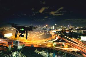 Night waiver for drone flying - Part 107