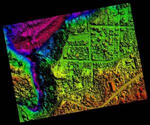 Aerial Surveys with Drones