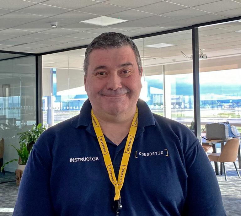 Andy Huggett - Remote Pilot - Consortiq