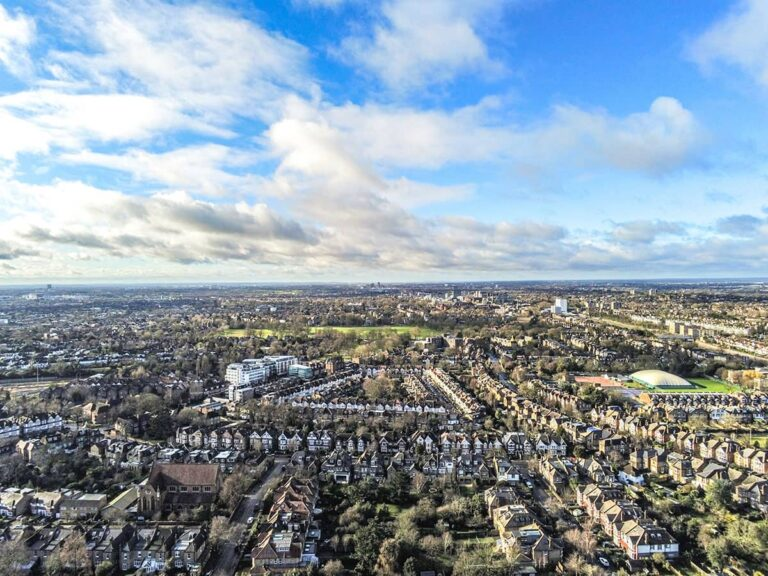 New UK drone regulations - London via drone