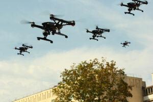 drone swarm technology