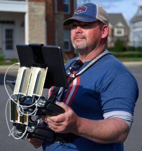 Meet Wyatt Filipowicz - Chief drone pilot at Consortiq - Drone Services