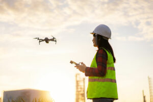 Surveying with drones - Consortiq