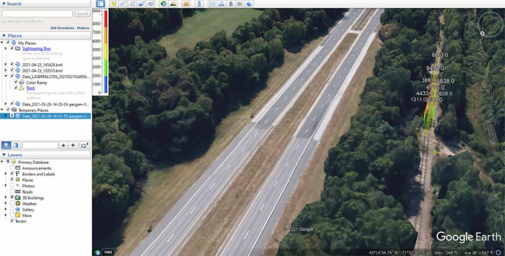 Aerial methane inspections - Consortiq