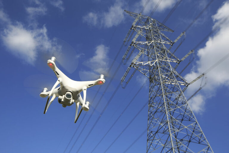 drone infrastructure inspection