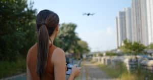 College drone certifications on the rise