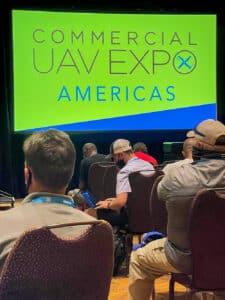 Commercial UAV Expo 2021